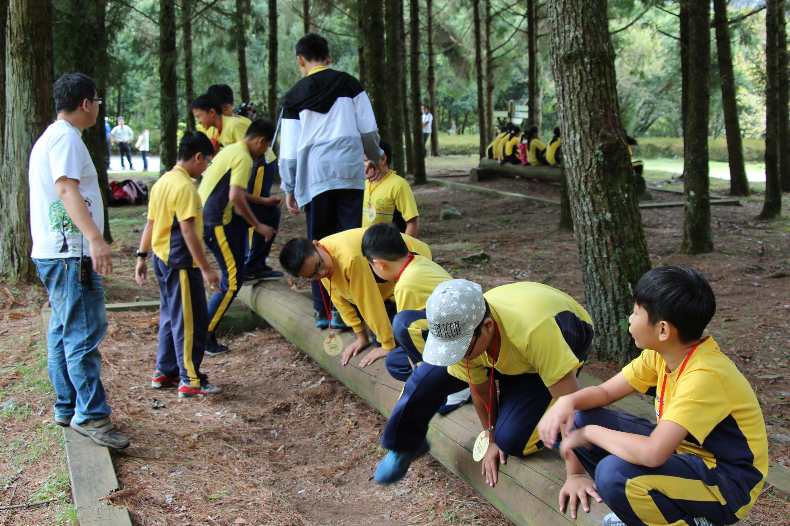 奧萬大森林體驗課程